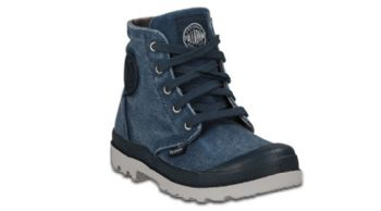 Palladium Kids Pampa Hi Zipper